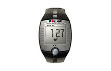 Polar FT1 transparent/schwarz